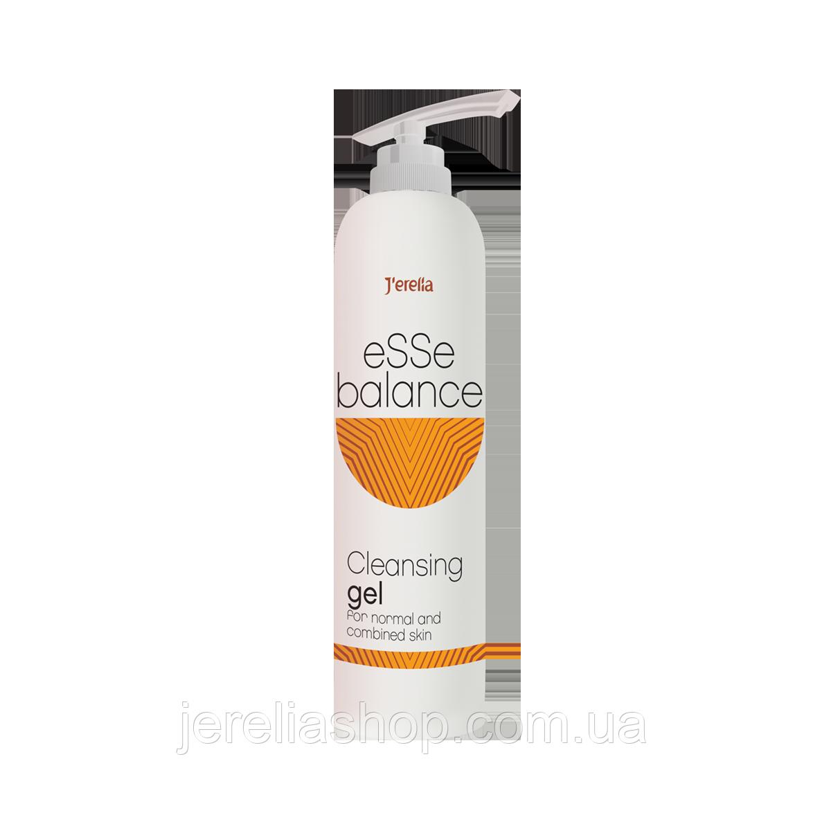 Очищуючий гель для нормальної та комбінованої шкіри