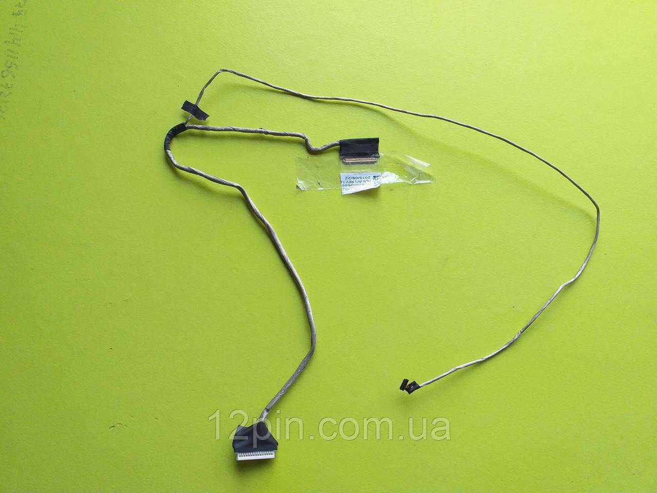Шлейф матрицы  Lenovo ideapad 100-14 iby б/у оригинал