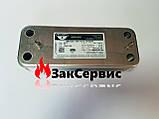 Вторичный теплообменник BAXI/WESTEN (14 пластин) 5686680, фото 4