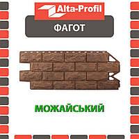 Фасадна панель Альта-Профіль Фагот 1160х450х20 мм Можайський