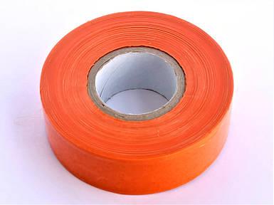 Полоса Gieffe для обозначения растений, 2,5см*100м оранжевая