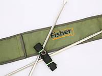 Колышки для клипсования  fisher