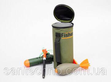 Тубус для маркера и спомба  fisher