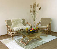 Комплекты плетёной мебели от производителя