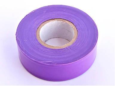 Полоса Gieffe для обозначения растений, 2,5см*100м фиолетовая