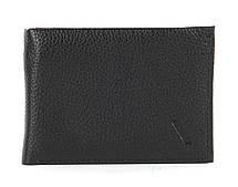 Стильний класичний чоловічий гаманець портмоне з затиском FUERDANNI art. 404-2