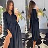 Платье женское легкое 42-44 46-48 50-52 - Фото