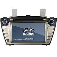 Штатная магнитола Hyundai Tucson Hyundai ix35 Witson W2-D9545Y