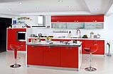Змішувач для кухні Invena Kameleon BZ-29-L07 червоний (675132744), фото 3