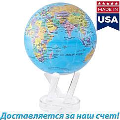 Самовращающийся глобус MOVA Политическая карта 11,4 см (MG-45-BOE)