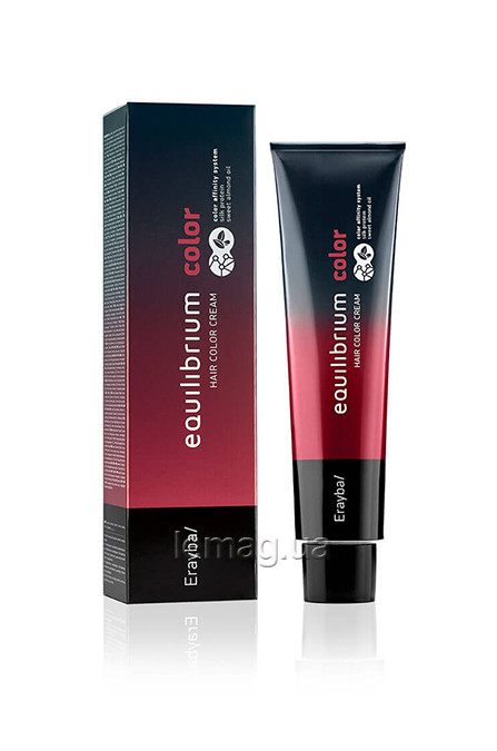 Erayba Professional Equilibrium Крем-краска для волос 5/30 - Золотистый светло-каштановый, 120