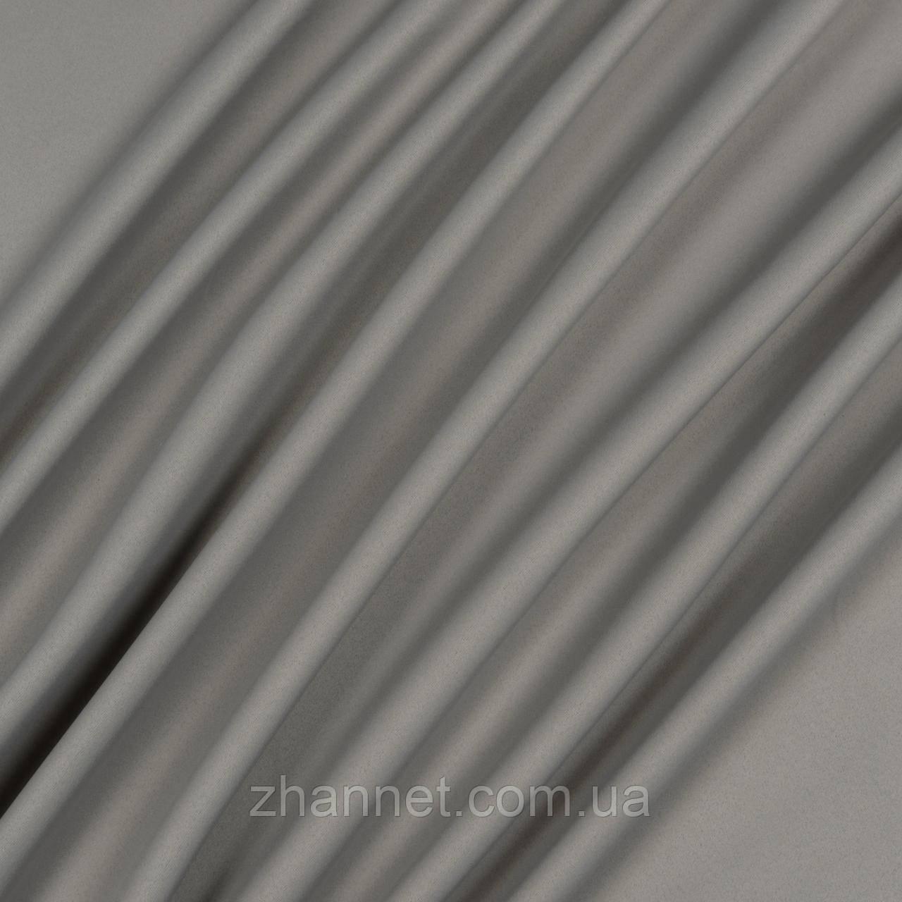 Ткань Блекаут серый дым 280 см (957261)