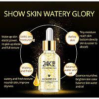 Сироватка для обличчя 24K GoldZen з гіалуроновою кислотою і золотом, 30мл, сироватка, маски для обличчя, корейська косметика
