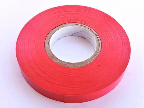 Полоса до степлера-тапенера ПВХ 16 МТ Gieffe Red 10мм*16м, 10шт, фото 2