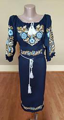 Недорогі вишиті плаття