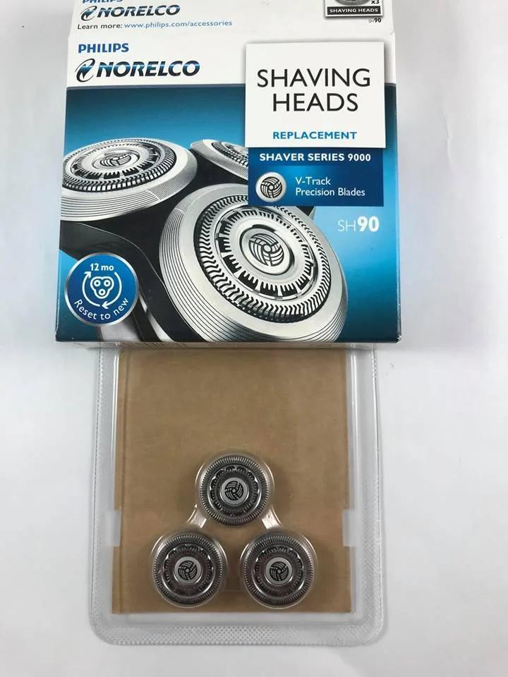 Бритвенные головки Philips SH 90/52 Shaver series 9000
