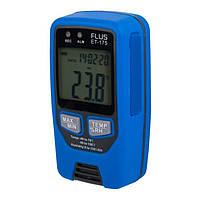 """Регистратор температуры и влажности (дата-логгер) Flus """"ET175"""", фото 1"""
