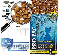 Pro Pac DEEP SEA SELECT беззерновой корм для котов БЕЛАЯ РЫБА, 2 кг, фото 2