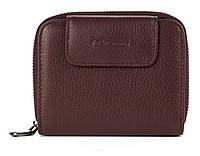 Компактный прочный кожаный качественный женский кошелек Fuerdanni art. FA17000, фото 1
