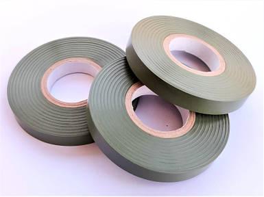 Лента для тапенера-степлера ПВХ 40 МТ Gieffe Olive Green 10мм*40м, 10шт