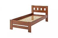 Деревянная односпальная кровать Сакура Камелия/Camelia