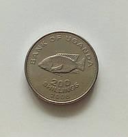 200 шиллингов Уганда 2008 г., фото 1