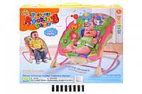 Крісло-качалка для немовлят (коробка) SL85004 р.54*11*43 см (шт.)