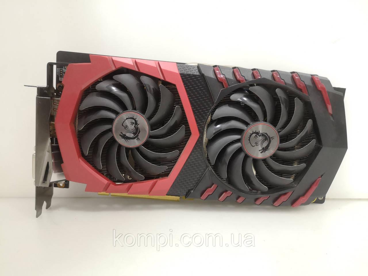 Видеокарта Nvidia GTX 1060 6Gb MSI Gaming X