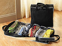 Організатор під взуття Shoe Tote Bag Pro сумка для зберігання взуття на 6 пар