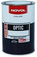 Автоемаль акрилова Novol OPTIC білий 233, 800 мл. ціна без затверджувача