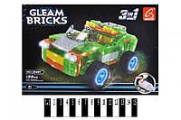 Конструктор AUSINI Gleam Brick 133дет. 25491 р.22*15*4,5см (шт.)