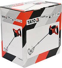 Миксер для раствора YATO YT-82880, фото 2