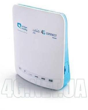 Стационарный 4G/3G WI-FI роутер Gemtek под сим-карту Киевстар,Vodafone,Lifecell, фото 2