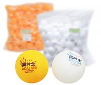 Тенісний м'ячик BT-PPS-0033Б/Р 40 мм, 140 шт в кульку (шт.)