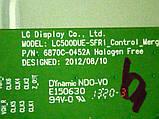 Плати від LЕD TV LG 42LN613V-ZB.BDRYLJU по блоках (матриця розбита)., фото 8