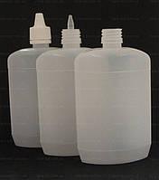 Бутылка с крышкой 200 мл, (Цена от 5 грн)*