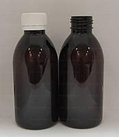 Бутылка с крышкой 200 мл, (Цена от 6 грн)*