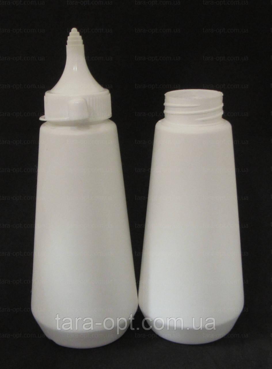 Пляшка під соус 200 мл флакон, (Ціна від 6 грн)*