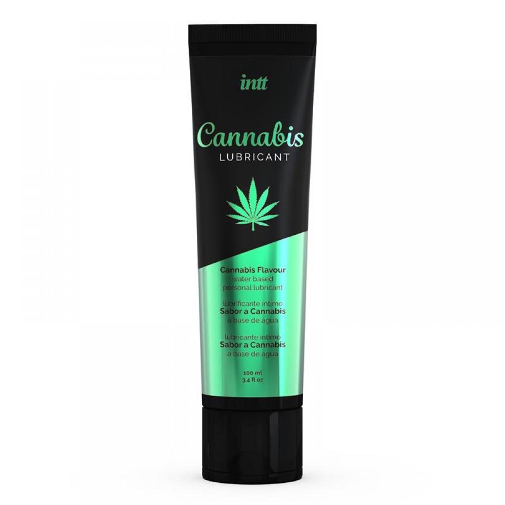 Лубрикант на водній основі Cannabis 100 мл