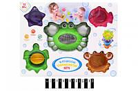 Набір іграшок для ванни з термометром (коробка) 5536 р.31,5*5,5*24,5см. (шт.)