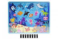 """Розвиваюча дерев""""яна іграшка Підводний світ 06 (шт.)"""