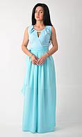 """Выпускное красивое длинное  платье  """"164"""" Размеры 48."""