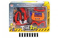 Набір інструментів (коробка) 8888С-2 р.35*7,5*26 см (шт.)