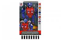 Робот муз. зі світлом (коробка) 6018 (шт.)