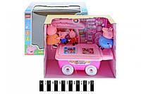 Набір для барбекю Свинка Пепа (коробка) YM702A р.23,5*16,5*12,5см (шт.)