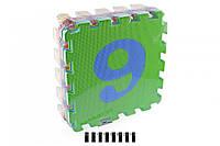 Килимок-пазли Цифри W3904MT р.32*32*1см. (шт.)