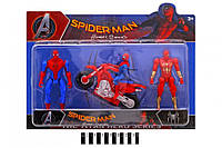 Набір героїв SPIDERMAN (планшет) WC05-7 (шт.)
