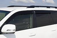 Ветровики Toyota Land Cruiser Prado 150 5d 2009-2014;2014  дефлекторы окон