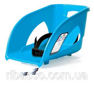 Спинка для санок ISEAT-1 синяя
