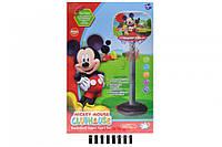 Баскетбольне кільце зі стійкою Mickey Mouse (коробка) YD2588M-8 р.50*32,5*9см. (шт.)